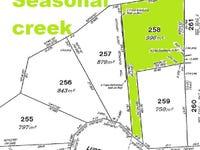 Lot 258, 20 Luderick St, Kanimbla, Qld 4870