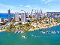 "9 Paradise Place  ""Budds Beach"", Surfers Paradise, Qld 4217"