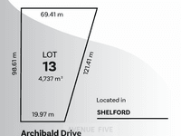 Lot 13, Archibold Drive, Shelford, Vic 3329