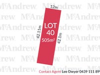 Lot 40, 39 Priestly Place, Redbank, Qld 4301