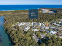 34 Tidal Crescent, Moonee Beach, NSW 2450