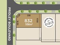 Lot 832, Pridley Boulevard, Officer South, Vic 3809