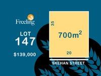 Lot 147, Skehan Street, Freeling, SA 5372