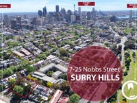 7 - 25 Nobbs Street, Surry Hills, NSW 2010