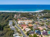 18 Crystal Drive, Sapphire Beach, NSW 2450