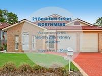 21 Beaufort Street, Northmead, NSW 2152