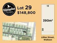 Lot 29, Lillias Street, Walloon, Qld 4306