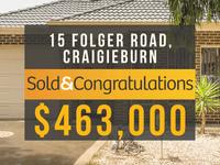 15 Folger Road, Craigieburn, Vic 3064