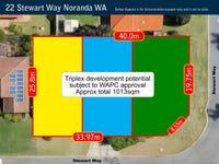 22 Stewart Way, Noranda, WA 6062