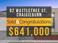 82 Wattletree Street, Craigieburn, Vic 3064