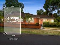 1 Karen Court, Doncaster East, Vic 3109