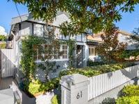 61 Chaleyer Street, Rose Bay, NSW 2029