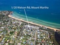 1/20 Watson Road, Mount Martha, Vic 3934