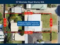 57 Westlake Road, Morley, WA 6062