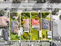 718 - 724 High Street Road, Glen Waverley, Vic 3150