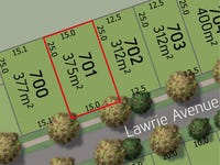 Lot 701 Lawrie Ave, Oonoonba, Qld 4811
