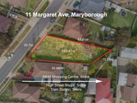 11 Margaret Avenue, Maryborough, Vic 3465