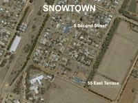 Second Street & East Terrace, Snowtown, SA 5520