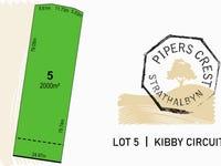 5 Kibby Circuit, Strathalbyn, SA 5255
