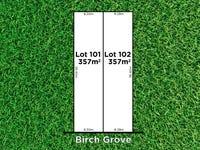 Lot 102, 12 Birch Grove, Dernancourt, SA 5075