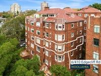 6/410 Edgecliff Road, Woollahra, NSW 2025
