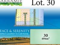 Lot 30, Goldsworthy Street, Springdale Heights, NSW 2641