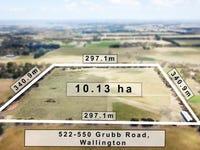 522-550 Grubb Road, Wallington, Vic 3222