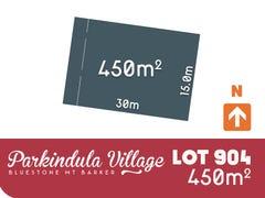 Lot 904, Parkindula Drive, Mount Barker