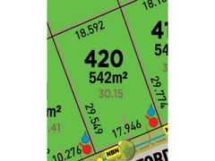 Lot 420, Glanford Turn, Baldivis