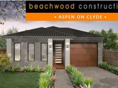 Lot 40, 161 Grices Road - Bondi MK3 from Beachwood Constructions, Clyde North