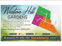Lot 34 Weston Hill Gardens (off Weston Hill Road), Sorell, Tas 7172
