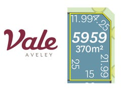 Lot 5959, Aqualate Avenue, Aveley
