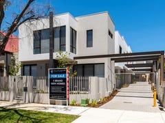 39A,B,C & D Cowle Street, West Perth, WA 6005