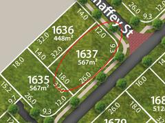 Lot 1637, Chaffey Street, Mango Hill