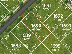 Lot 1690, Carson Circuit, Mango Hill