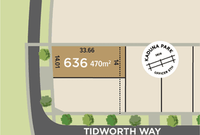 Lot 636, Pridley Boulevard, Officer South, Vic 3809