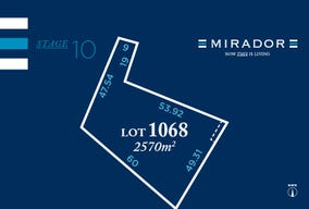 Lot 1068, The Panorama, Merimbula, NSW 2548