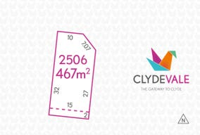 Lot 2506, Appenzeller Drive, Clyde North, Vic 3978