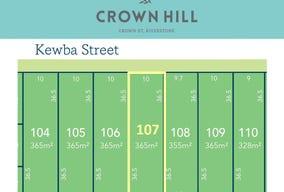 Lot 107, Kewba Street, Riverstone, NSW 2765