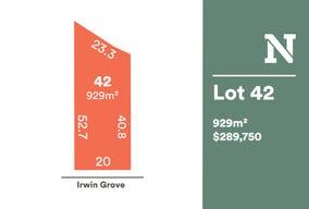 Lot 42, Irwin Grove, Mount Barker, SA 5251