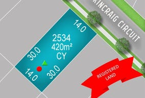 *Under Contract* Lot 2534 Springfield Rise at Spring Mountain, Spring Mountain, Qld 4300