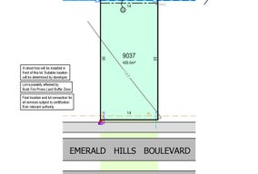 Lot 9037, Emerald Hills Boulevarde, Leppington, NSW 2179