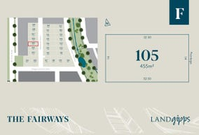 Lot 105, The Fairways - Urban Living, Drouin, Vic 3818