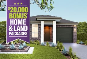 Lot 6233 Home & Land Package at Newpark, Marsden Park, NSW 2765