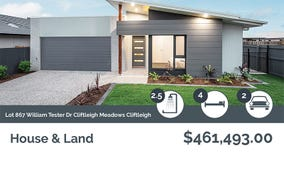849/Lot 849  Radford Street, Cliftleigh, NSW 2321