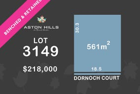 Lot 3149, Dornoch Court, Mount Barker, SA 5251
