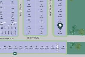 Lot 96, Canterbury Street, Hamlyn Terrace, NSW 2259