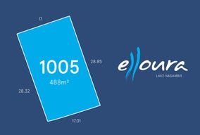 Lot 1005, 5 Elloura Drive, Nagambie, Vic 3608