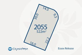 Lot 2055 Crozier Street, Mango Hill, Qld 4509