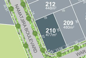 Lot 210, Provenance Estate - Huntly in Bendigo, Huntly, Vic 3551